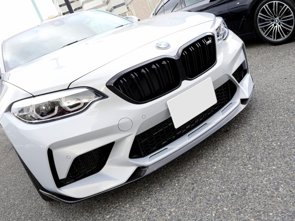 Studie AG BMW Tuning BMW M PERFORMANCE M2Competition Carbon Aero Parts