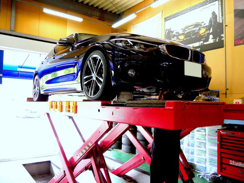 Studie AG BMW Tuning F36 440i GC COX BODY DAMPER