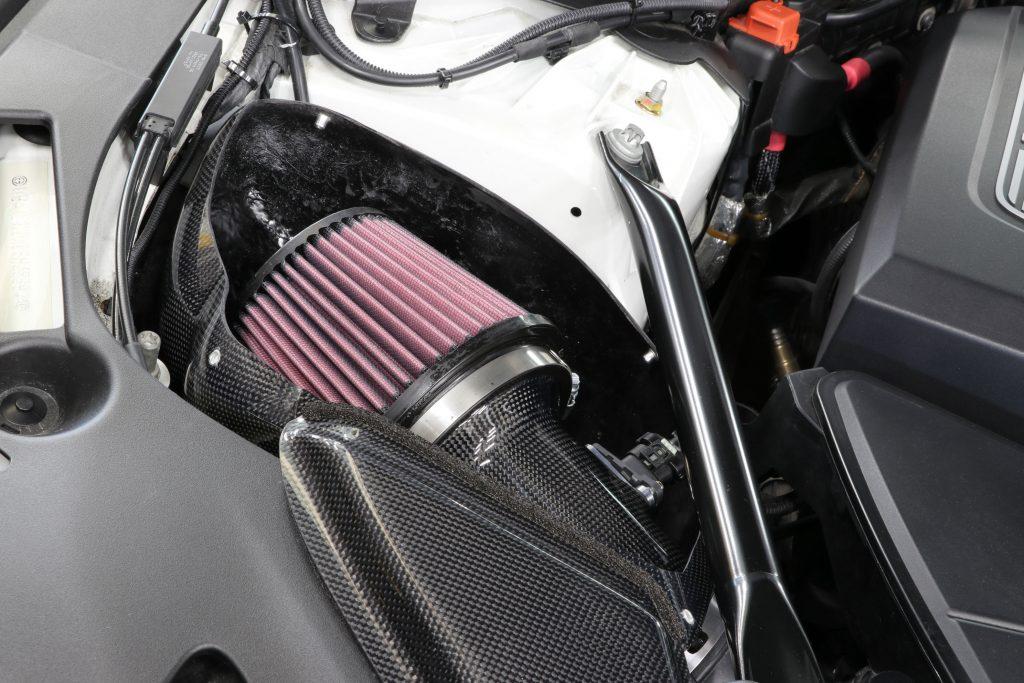 Studie AG BMW Tuning GroupM RAM AIR IntakeFRI-0351_kit