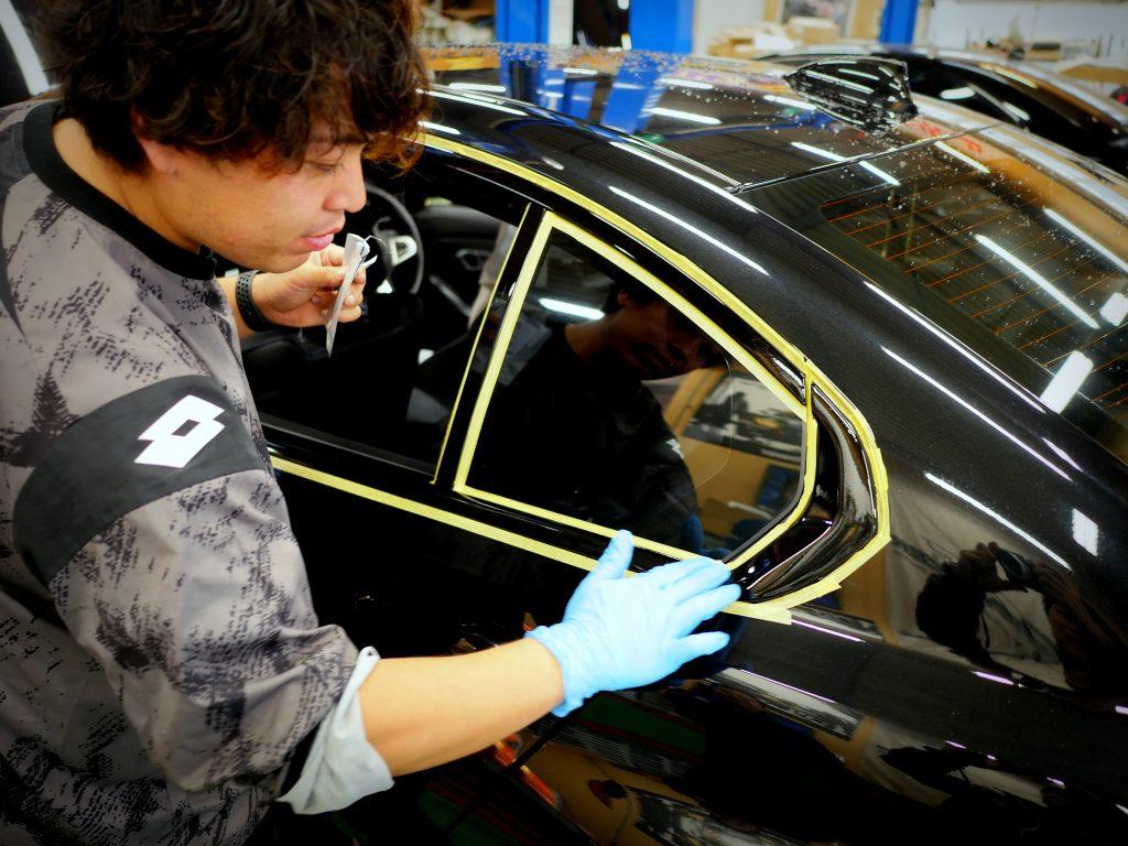 Studie AG BMW Tuning LAST COATING BMW 3series G20