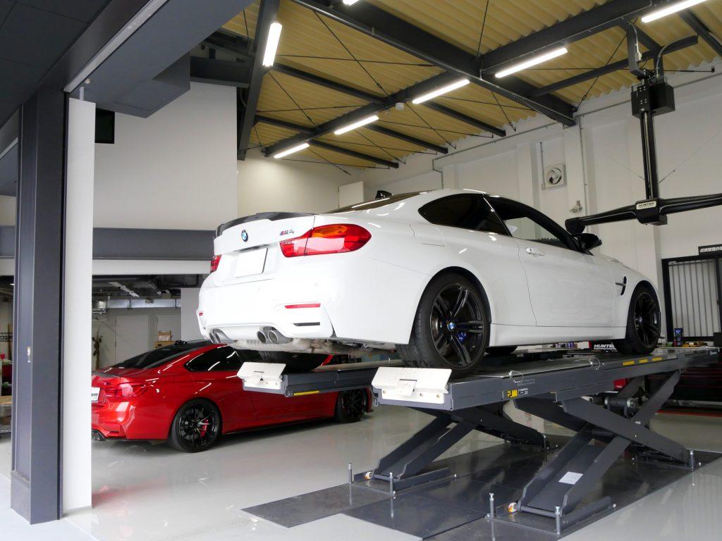 Studie AG BMW Tuning  Salon de Studie AG +FUKUOKA- BMW M4 3DDesign Carbon _01