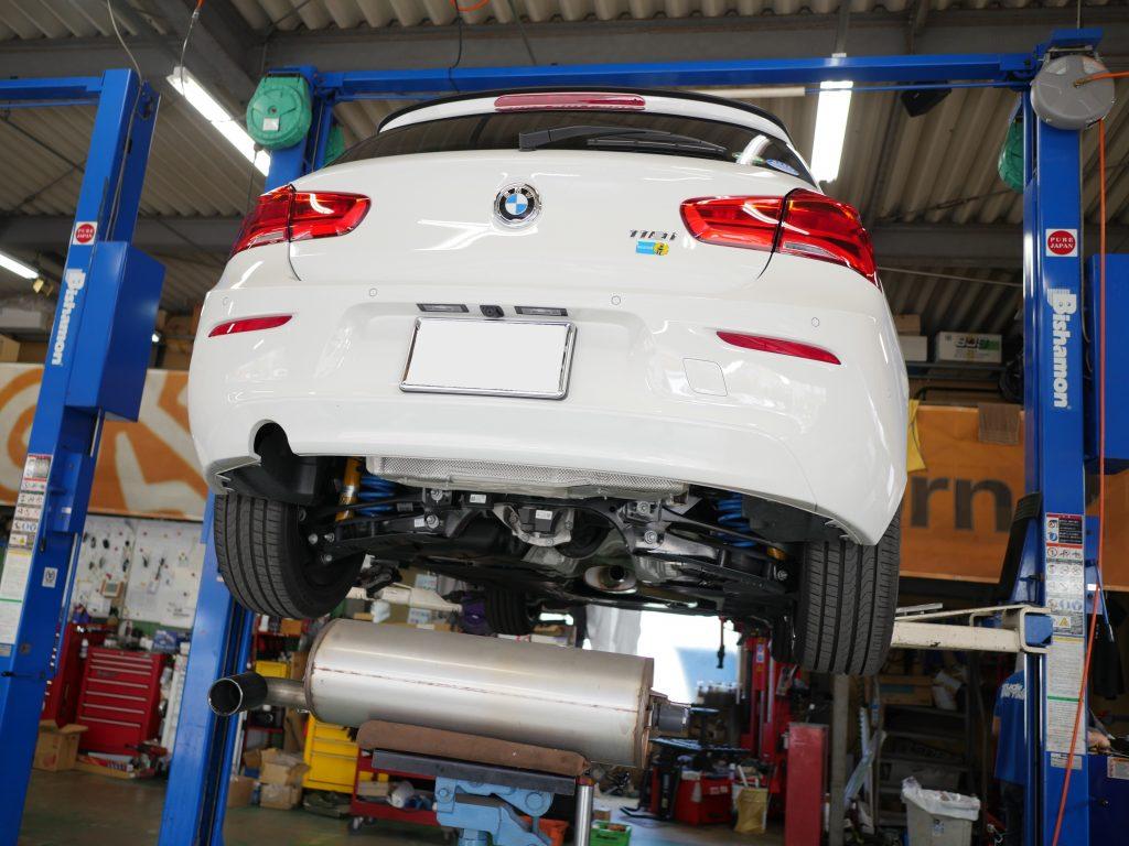 Studie BMW SuperSprint F20