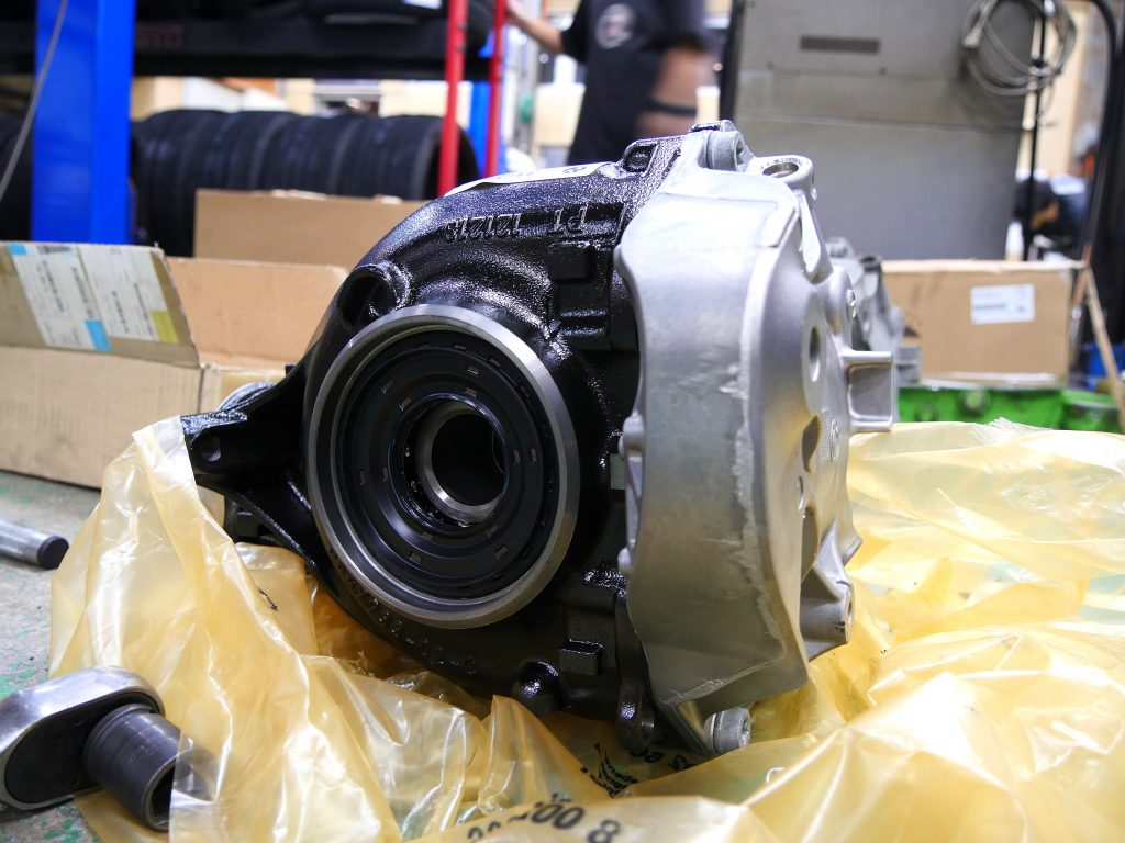 Studie BMW Tuning BMW M Performance Limited Slip Differential