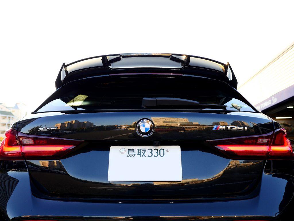 Studie BMW Tuning BMW M PERFORMANCE Parts 1series F40 Parts