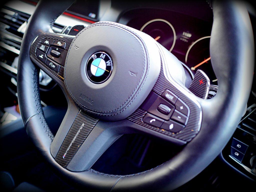 Studie BMW Tuning BMW M PERFORMANCE Parts 5series