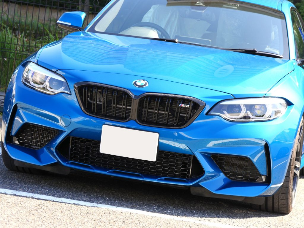 Studie BMW Tuning BMW M2 Competition Front  Bumper assy