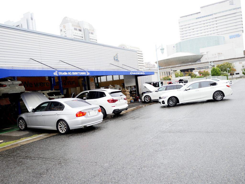 Studie BMW Tuning BMW RECARO EVENT Studie +kobe-