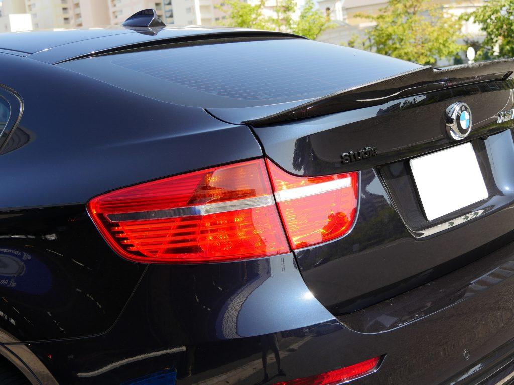 Studie BMW Tuning BMW X6 E71 M Black Line Tail Lamp