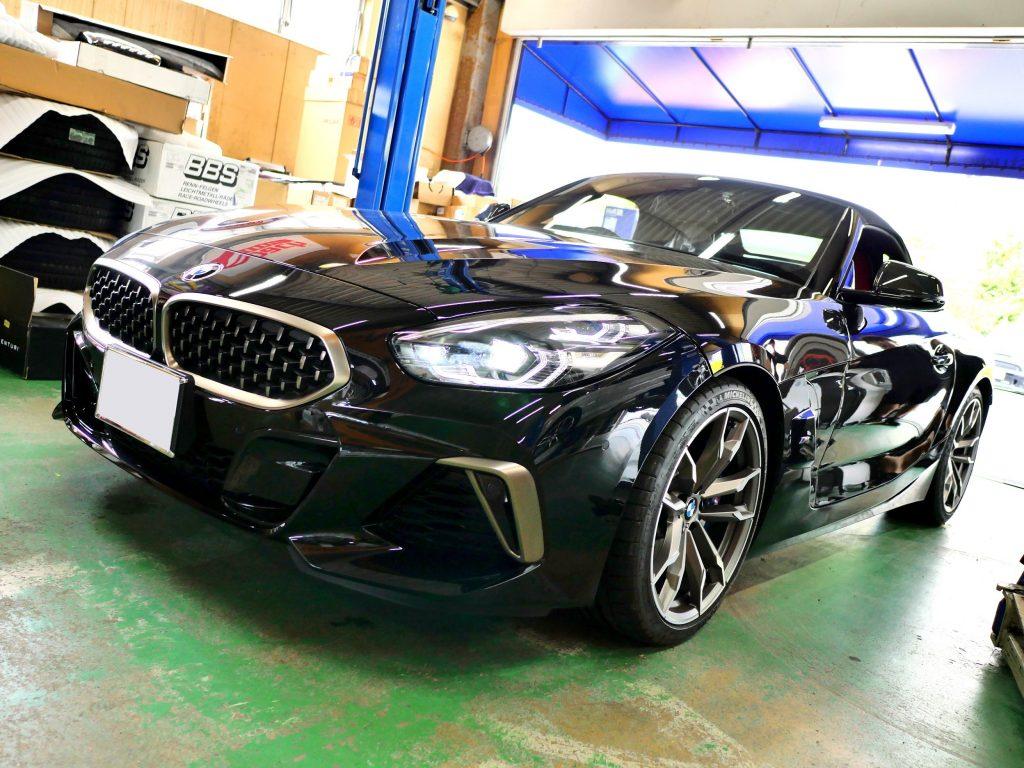 Studie BMW Tuning BMW Z4 G29 M40i RAYS G16 Wheel
