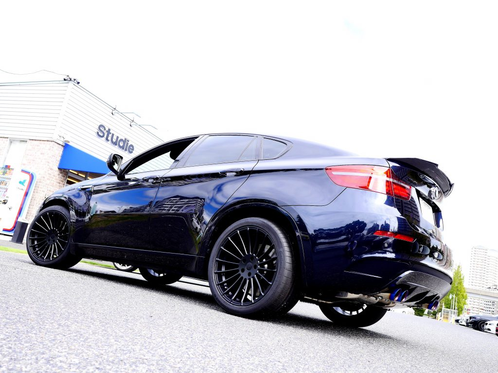 Studie BMW Tuning HAMANN BMW E71X6M