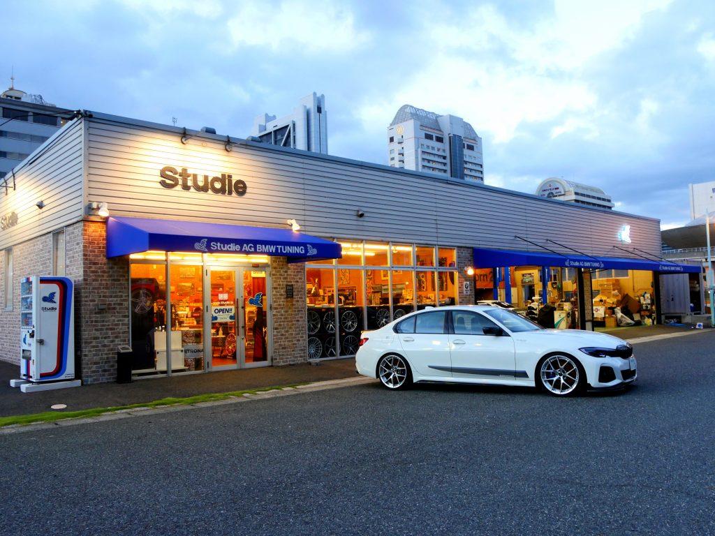 BMW専門店スタディ神戸