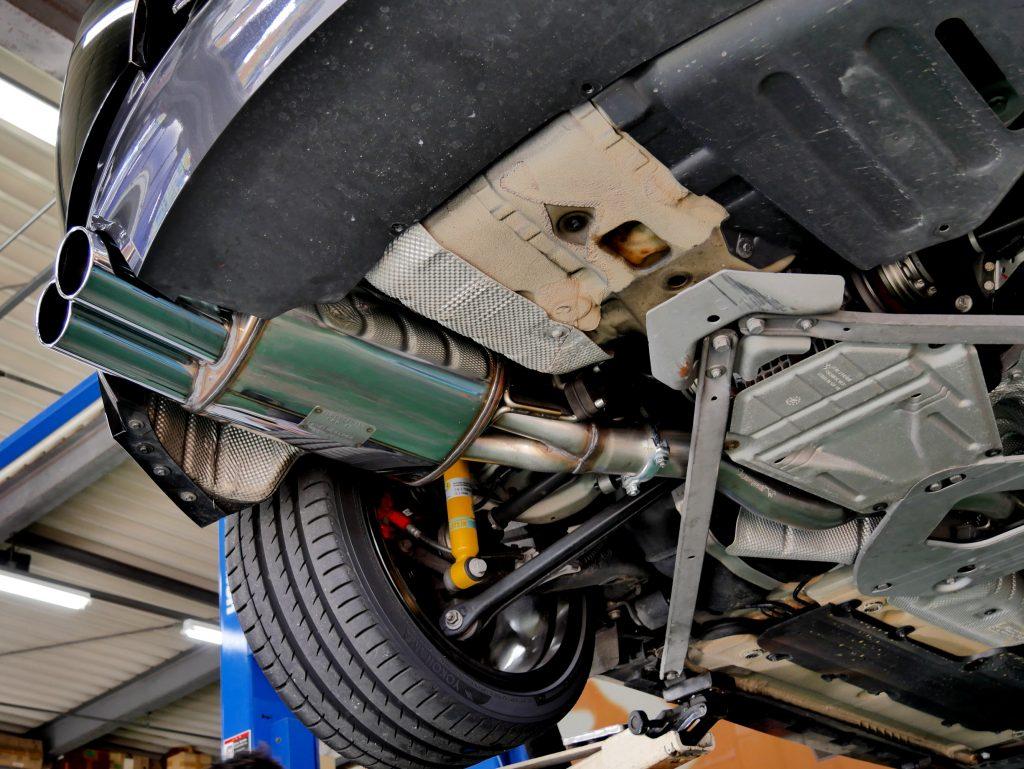 BMW E89 Z4 20i N20Super Sprint