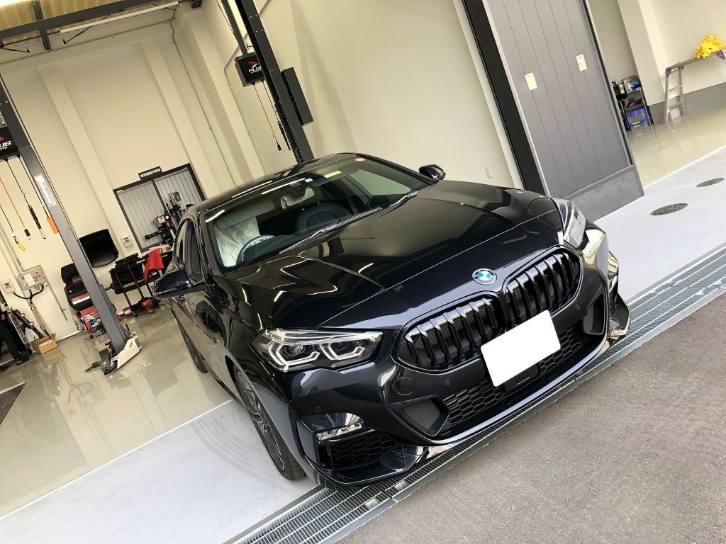 Studie BMW Tuning Salon de Studie AG +FUKUOKA-  BMW  2シリーズ  F44 STP3 DIXCEL SR3  CPM