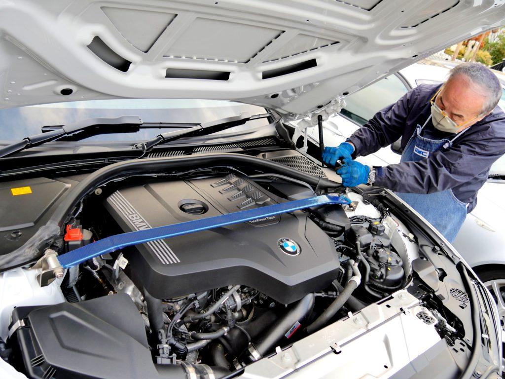 arc タワーバーStudie BMW