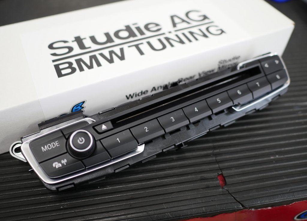 Studie BMW Tuning BMW CD DVDスロットル 追加 Studie コーディング