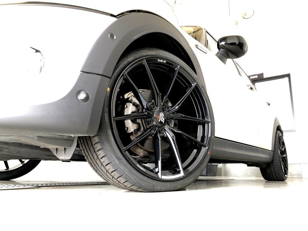 スタディ カーセールス BMW MINI F55 クーパーD