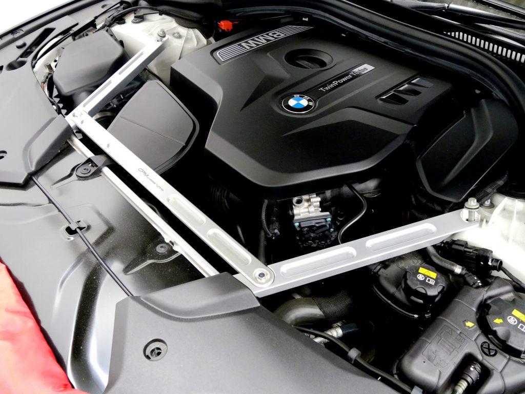 Salon de Studie AG +FUKUOKA- BMW CPM ストラットブレース 5シリーズ G30