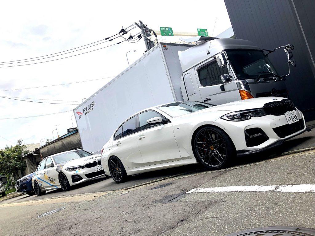 スタディ イベント BMW 試乗会 BILSTEIN アイバッハ Eibach REMUS