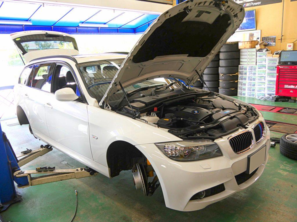 Studie BMW Tuning 3シリーズ E90 BILSTEIN
