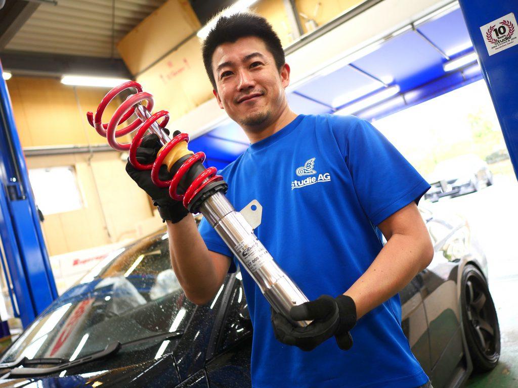 Studie BMW Tuning BMW Eibach BMW アイバッハ スタディ神戸 アイバッハ イベント