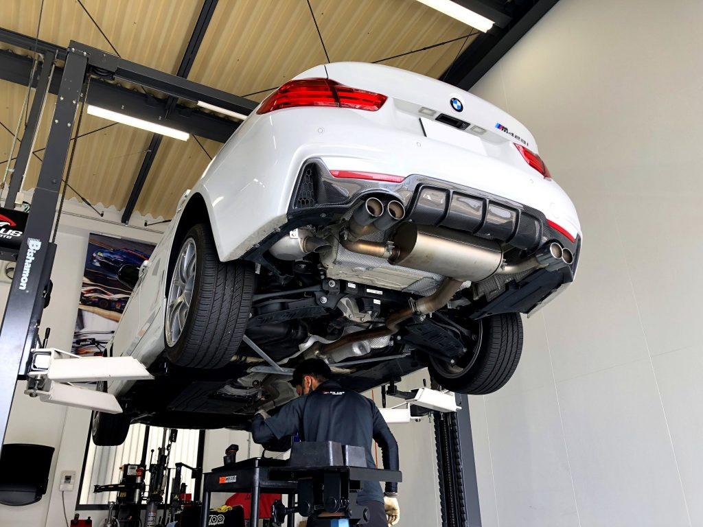 スタディ BMW リジカラ