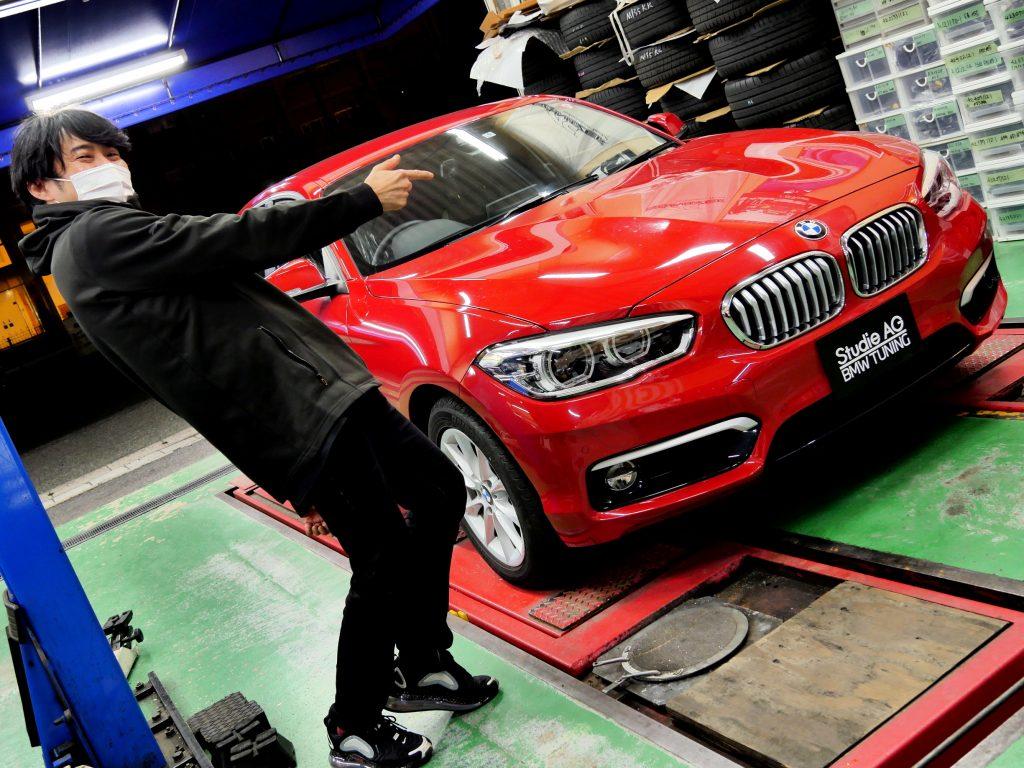 Studie Car Sales池上BMW F20 118d Lci Style